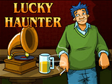 Lucky Haunter в клубе Вулкан