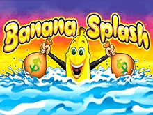 Игровой автомат Banana Splash в клубе Вулкан