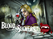 Игровой автомат Blood Suckers в клубе Вулкан