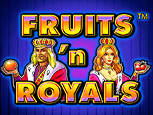 Игровой машина Fruits and Royals