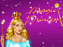 Игровой автомат Magic Princess в клубе Вулкан