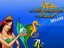Игровой автомат Mermaid's Pearl Deluxe в клубе Вулкан