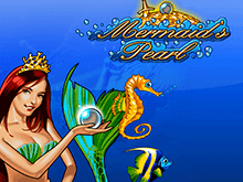 Игровой автомат Mermaid's Pearl в клубе Вулкан