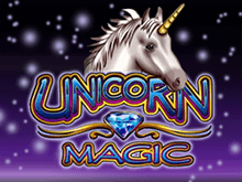 Автомат Unicorn Magic в казино Вулкан Вегас
