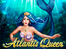 Онлайн автомат Atlantis Queen
