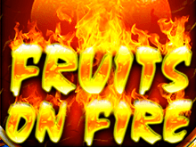 Автомат для финансы Fruits On Fire